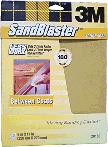 Sandpaper: Production
