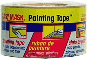 Tape: Painter's, General-Use