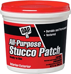 Concrete Mixes: Stucco Patch