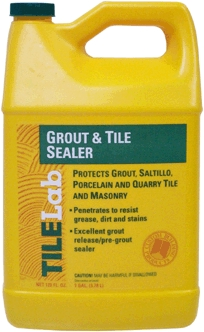 Sealers: Tub & Tile