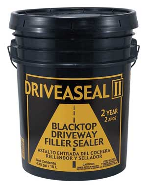 Coatings: Driveway Sealer & Patch