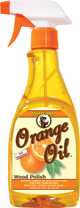 Furniture Clnr 16oz Orange Oil