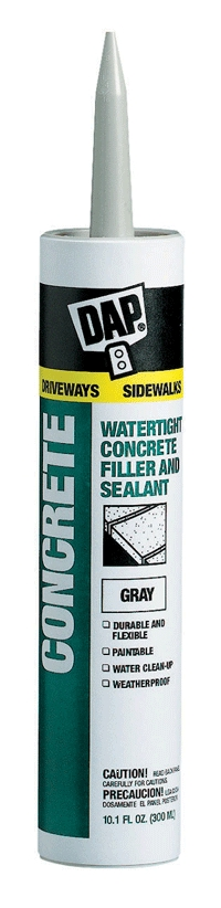Caulking Compounds: Silicone, Non-Paintable