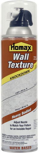 Wall Compounds: Texture & Additives