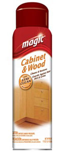 Cleaner Cabinet & Wood