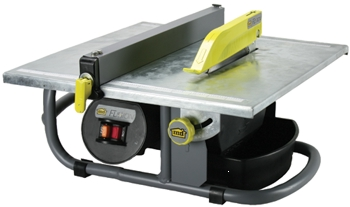 Power Saws: Tile Saws