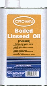 Thinners: Boiled Linseed Oil