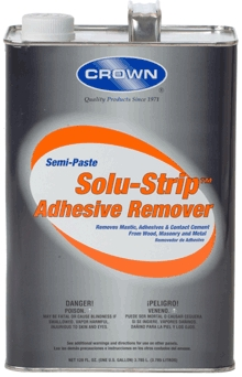 Removers; Adhesive