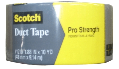 Tape: Cloth & Duct