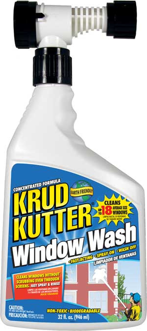 Pressure Washers: Liquid Cleaners