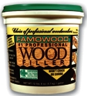 Wood Fillers: Water Putty