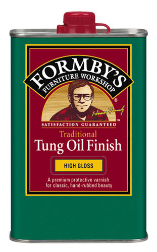 Wood Finishes: Tung Oil