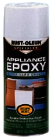 Spray Epoxy Appliance White