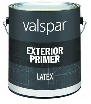 Paint Primers: Exterior Only
