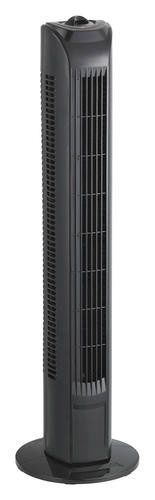 "Fan 30""tower Black"