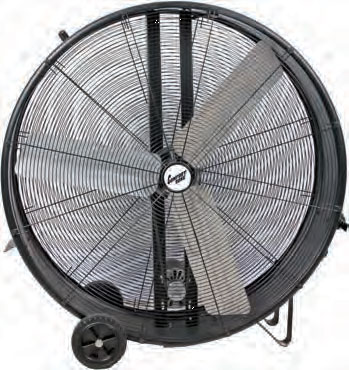 "Fan Barrel 42""belt-Drive"