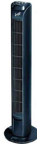 "Fan 30""tower Black W/ Remote"