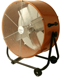 "Fan Barrel 36"" Direct-Drive"