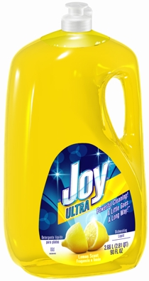 Soap Dish Joy Lemon 14 Oz