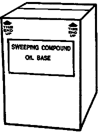 Cleaners: Sweeping Compound