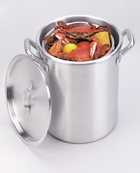 Cookware: Stock Pots, Steamers, Etc.