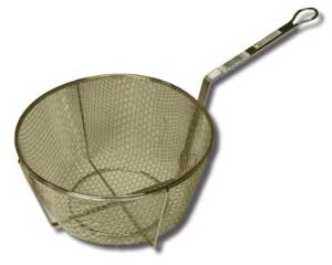 Cookware: Skimmers, Straining Baskets