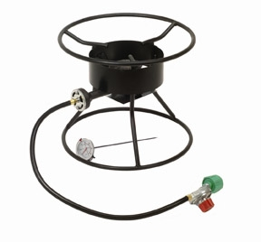 Barbecue Grills: Cookers/Friers & Accessories
