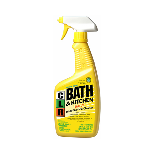 Cleaner Bath/Kitchen 26 Oz Rtu