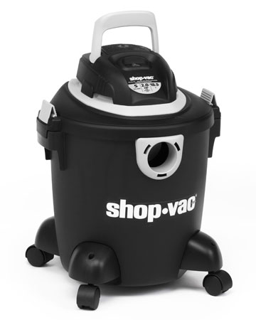 Vacuum Cleaners: Shop-Type, Wet-Or-Dry