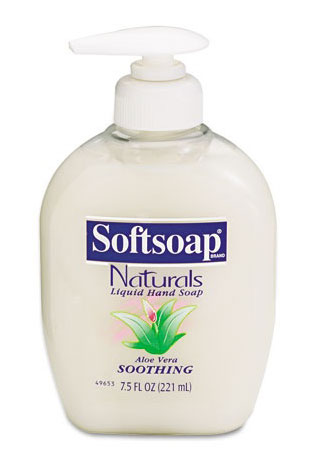 Soap Liquid Softsp Aloe 7.5 Oz