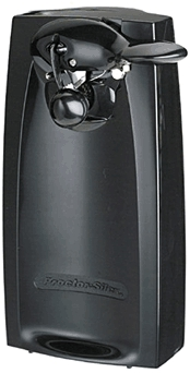 Can Opener Tall Blk Sharpener