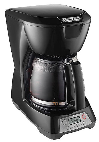 Coffee Maker 12-Cup Black Digi