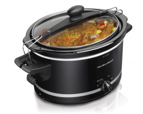 Electric Cookers: Slow, Crock-Pots, Roasters