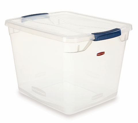 Storage Box 30-Qt Clever Store