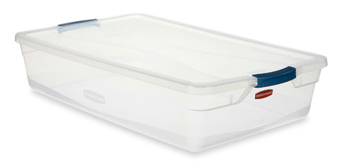 Storage Box 41-Qt Clever Store