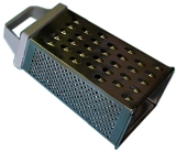 Grater Pyramid Tin-Plated 6""