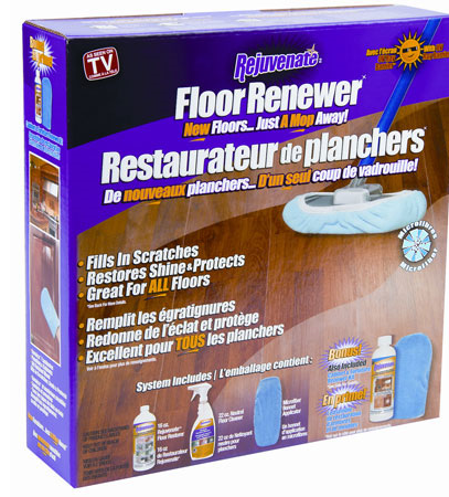 Floor Renewer Kit Rejuvenate
