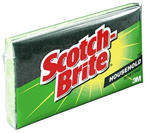 Scouring Pad Household Scotch