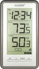 Thermometers: Digital