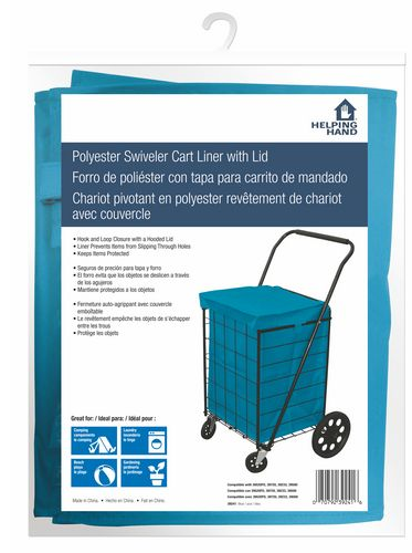 Cart Liner Blue Large