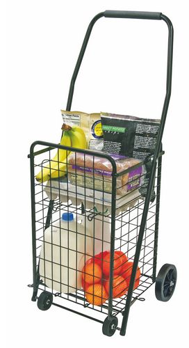 Pop-N-Shop Cart With Shelf