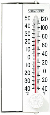 Thermometers: Weather, Tube