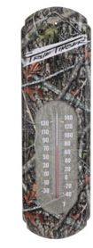 Thermometer In/Outdoor Camo