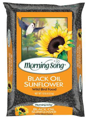 Bird Seed Sunflower 20lb Ms