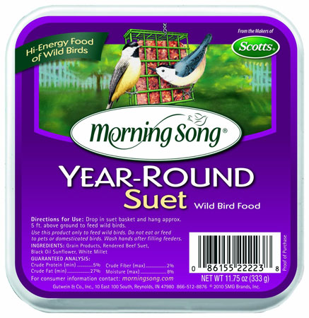 Suet Cake 11oz Morning Song