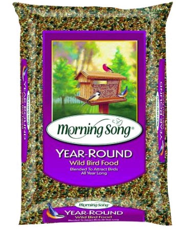 Bird Seed 40lb Morning Song