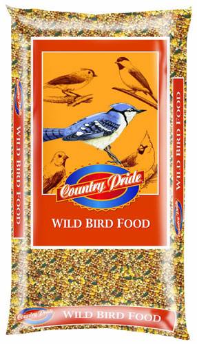 Bird Seed 20lb Country Pride