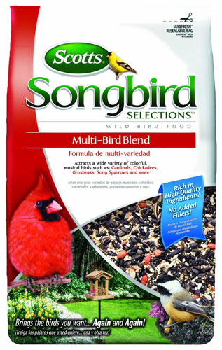 Bird Supplies: Bird Seed & Seed Scoops