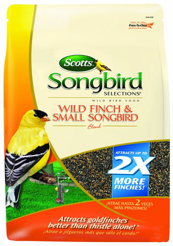 Bird Seed 4lb Finch/Small Bird