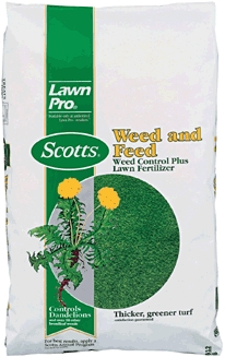 Fertilizer Weed/Feed 26-0-3 5m